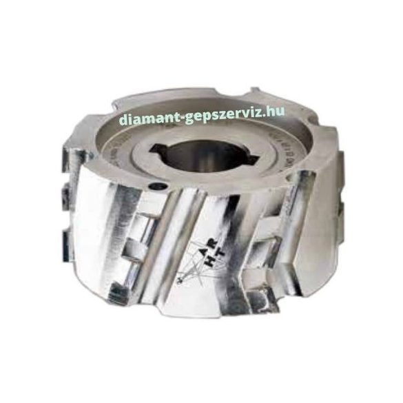 Hart gyémánt szerszám élzáró gépekhez D125 B35 d30DKN b35 Z3+3 h4