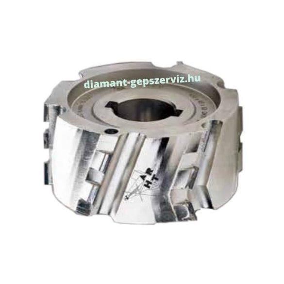 Hart gyémánt szerszám élzáró gépekhez D125 B46 d30DKN b40,6 Z3+3 h2,5