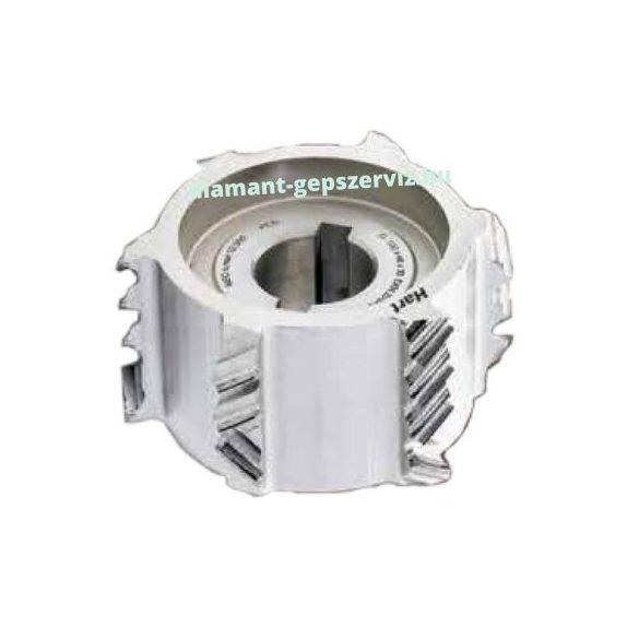 Hart gyémánt szerszám élzáró gépekhez élszög 54° D100 B25 d30DKN b26 Z3+3 h4