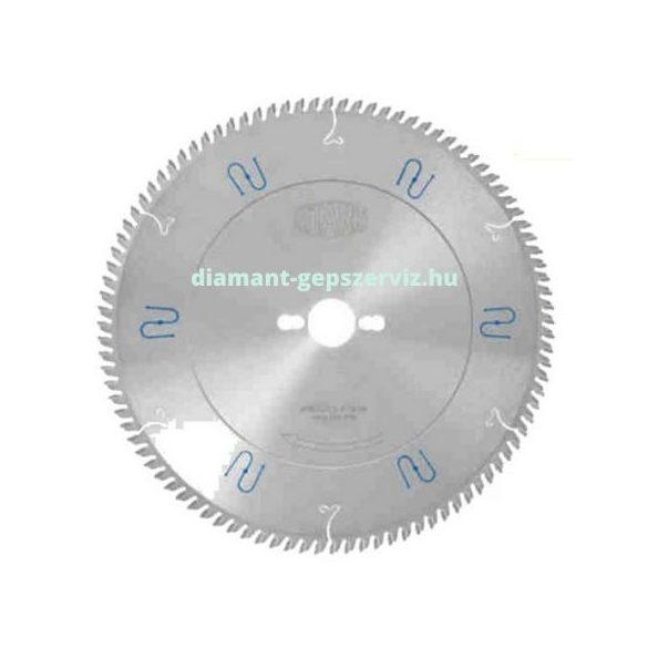 Stark körfűrészlap króm nemvas anyagokhoz D350 B3,5 b3,0 d30 PH=2/9/46,4+2/10/60 Z108 tr.e neg