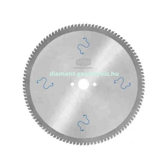 Stark körfűrészlap nem vas anyagokhoz D350 B3,4 b2,6 d30/32 PH=2/11/63 Z108 trapéz egyenes neg