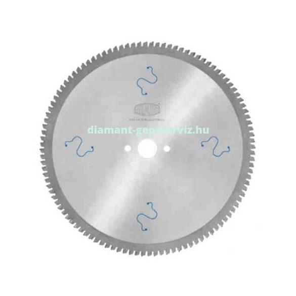 Stark körfűrészlap nem vas anyagokhoz D450 B4,0 b3,2 d30/32 PH=2/11/63 Z128 trapéz egyenes neg
