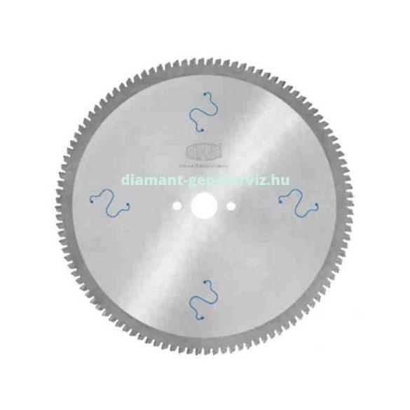 Stark körfűrészlap nem vas anyagokhoz D250 B3,4 b2,6 d30/32 PH=2/11/63 Z80 trapéz egyenes poz
