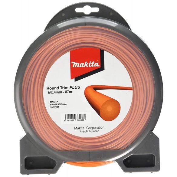 """K120 Makita damil kerek """"roundTRIM PLUS"""" 2,4mm x 87m"""