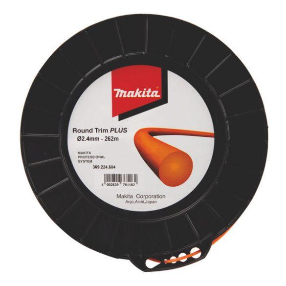 """K120 Makita damil kerek """"roundTRIM PLUS"""" 2,4mm x 262m"""