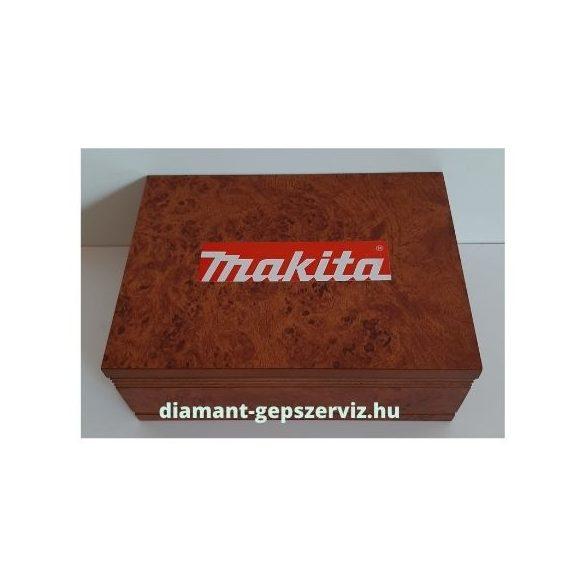 Makita 12 db-os felsőmaró készlet Ø6mm