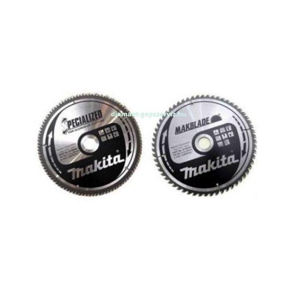Makita körfűrésztárcsa csomag 260x30mm (B-09020 + B-09662)