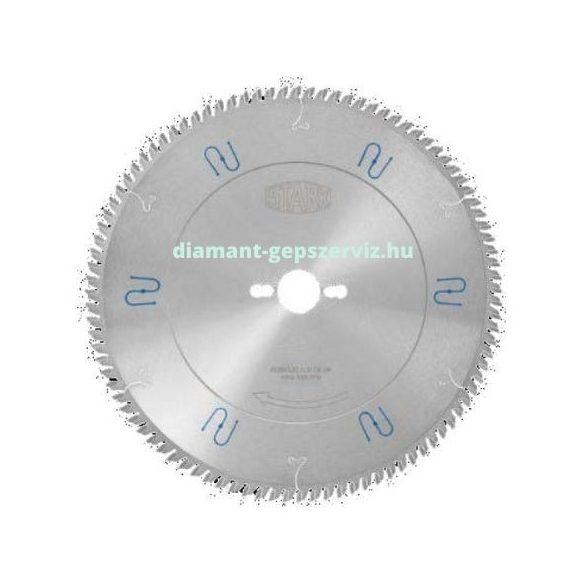 Stark körfűrészlap D500 B4,4 b3,2 d30 2/10/80 Z72 váltófogú krómozott