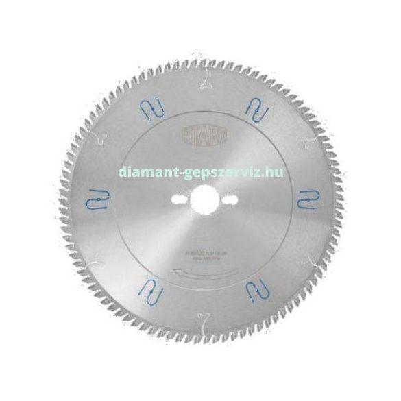 Stark körfűrészlap D250 B3,2 b2,2 d30 PH01 Z80 trapéz egyenes krómozott