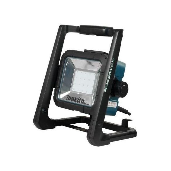 MAKITA DML805 Ledes akkus/hálózati reflektor, munkalámpa