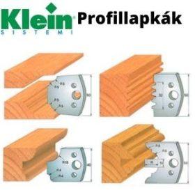Klein profillapkák
